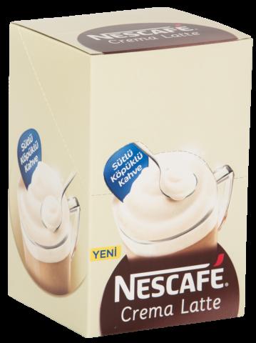 Nescafe Crema Latte 24x17 Gr (24 Adet)