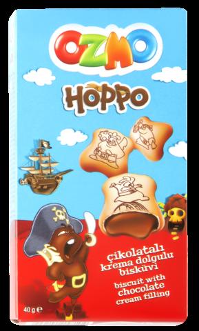 Şölen Ozmo Hoppo Çikolatalı Bisküvi 40 Gr