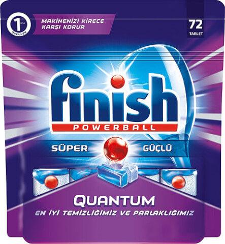 Finish Quantum Tablet 72 li