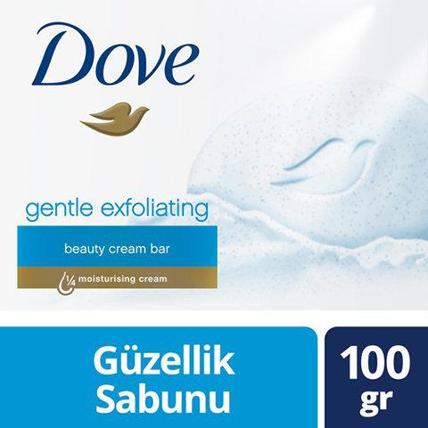 Dove Sabun 100gr Gentle Exfoliating