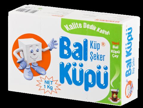 Bal KüpüGold Küp Şeker 360 lı 1 Kg