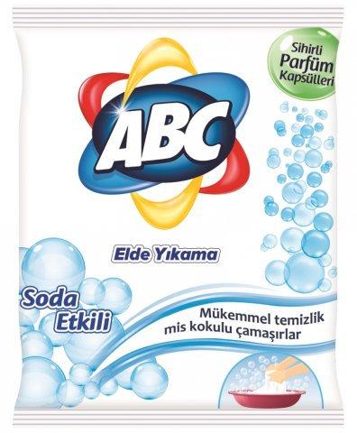 Abc Toz Elde Yıkama 600 Gr