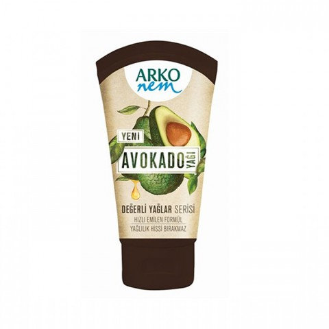 Arko Nem Değerli Yağlar Avokado Krem 60ml