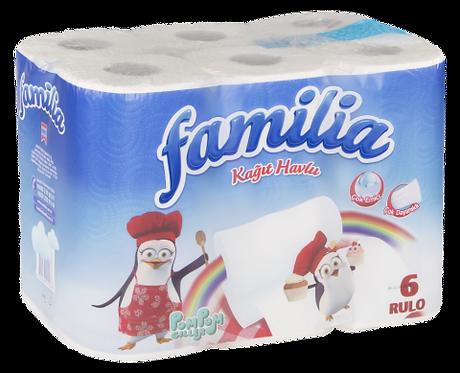 Familia Havlu Kağıdı  6 lı