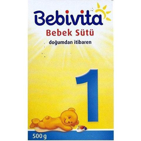 Bebivita 1 Bebek Sütü 500 gr