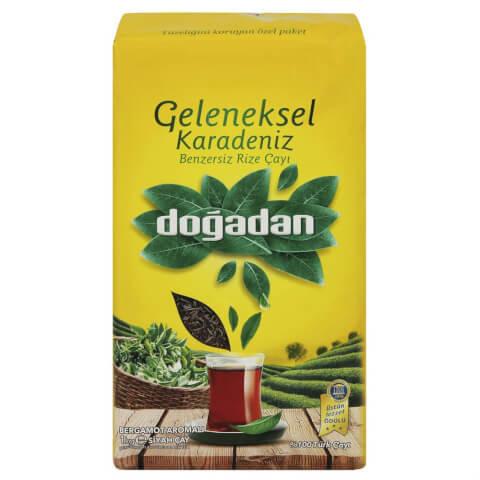 Doğadan Geleneksel Karadeniz Çayı 1 Kg