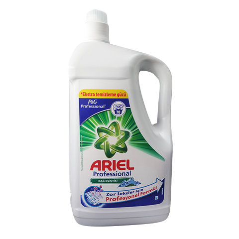 Ariel Professional Sıvı Çamaşır Deterjanı 70 Yıkama 4,55Lt