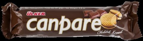 Ülker Rondo Canpare Çikolata Kremalı Bisküvi 81 Gr