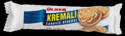 Ülker Kremalı Sandviç Bisküvi 76 Gr