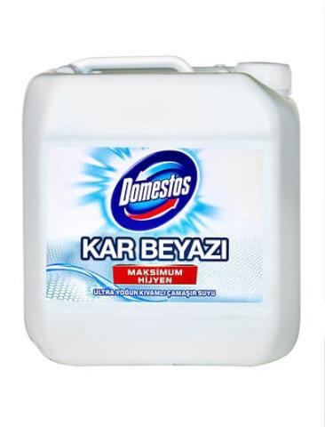 Domestos Ulatra Çamaşır Suyu Kar Beyazı 3,5 Kg