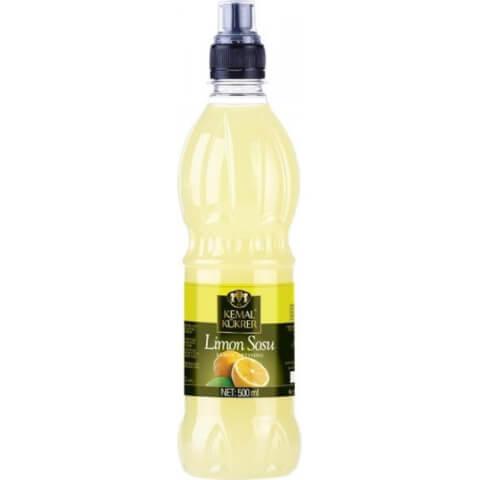 Kemal Kükrer Limon Sosu Pet 1000 Ml