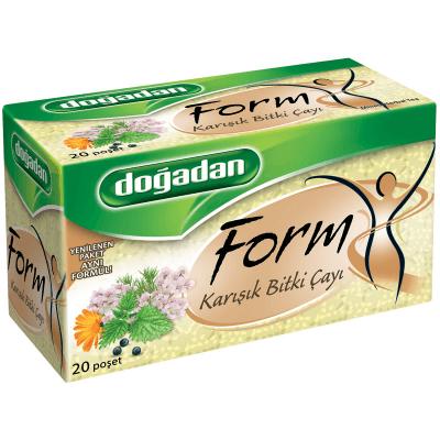 Doğadan Form Karışık Bitki Çayı 40 Gr