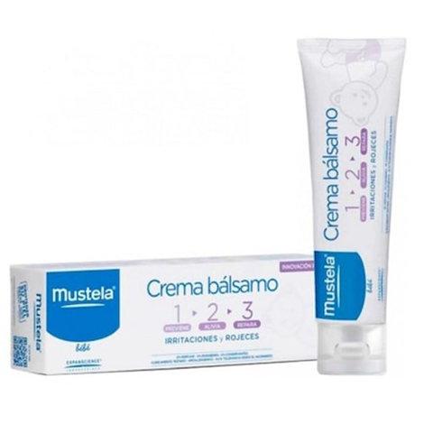 Mustela Pişik Önleyici Krem 50ml Vitamin Barbier