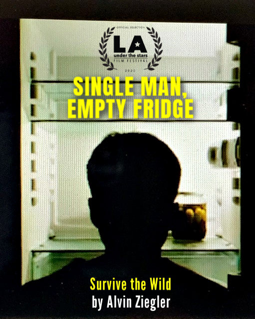 Single man empty fridge - screenplay sho