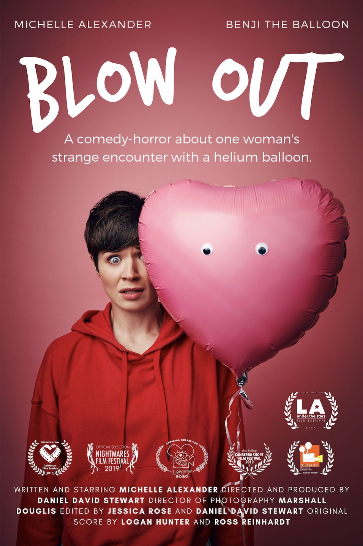 Blow Out - horror