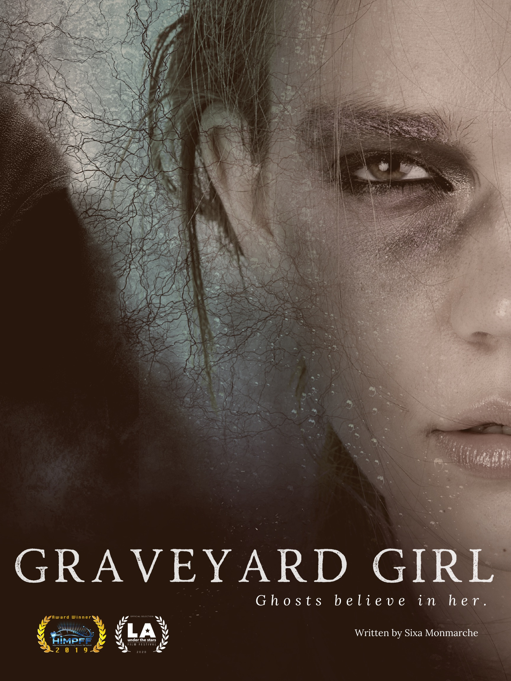 graveyard girl-poster_with_laurels