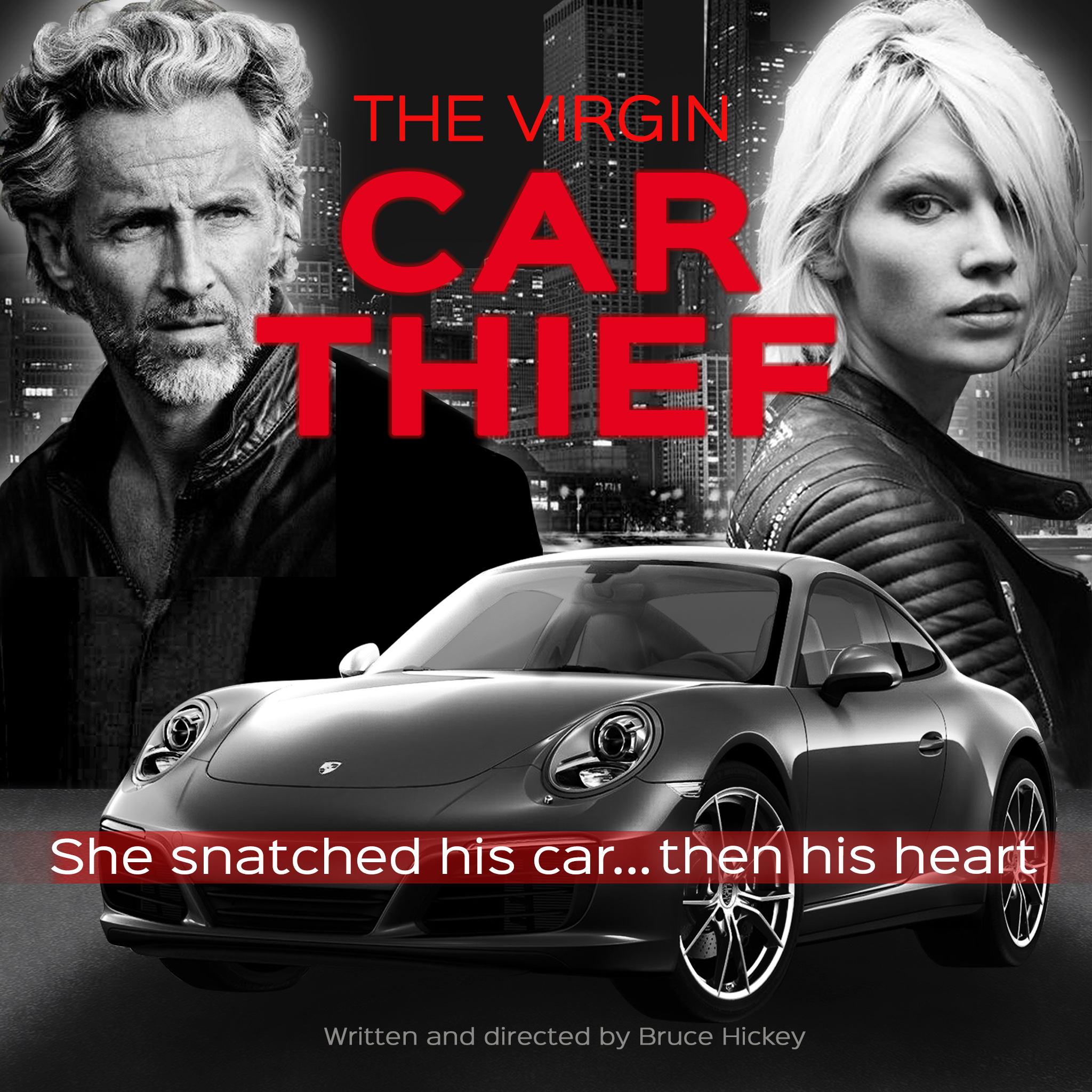 The virgin car theif - screenplay featur