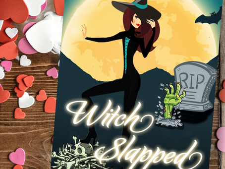 Witch Slapped Excerpt!