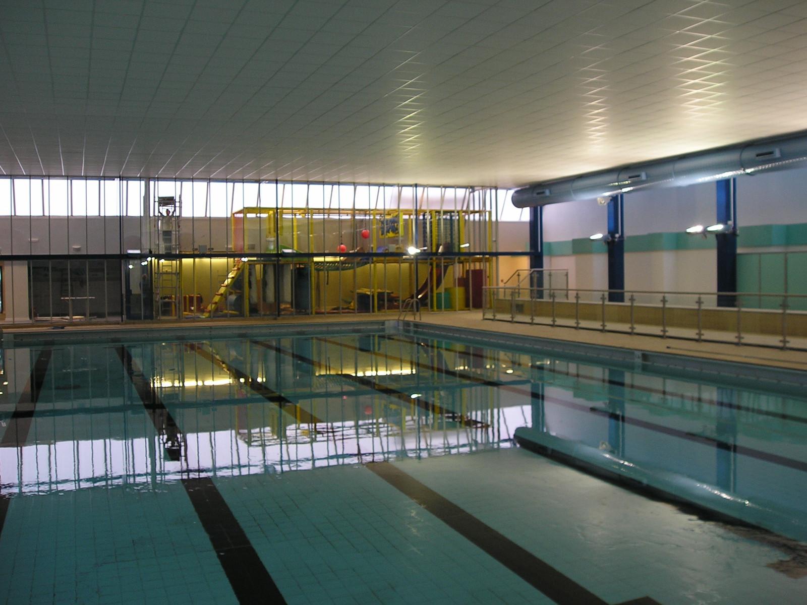 Coleman james for Marlborough college swimming pool