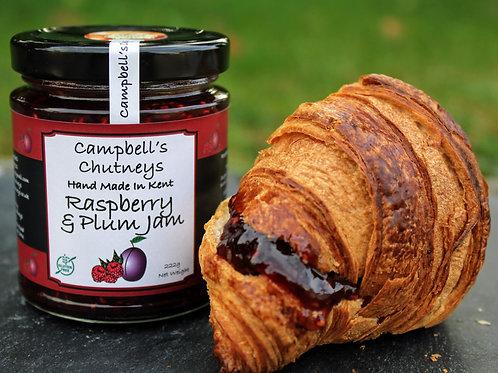 Raspberry & Plum Jam