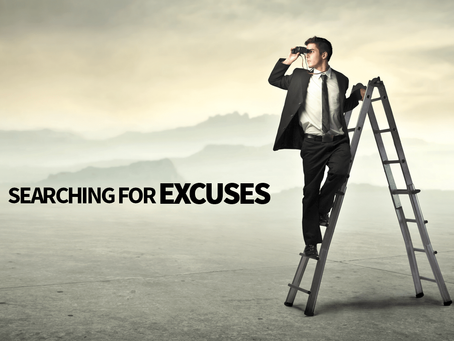 Searching for Excuses