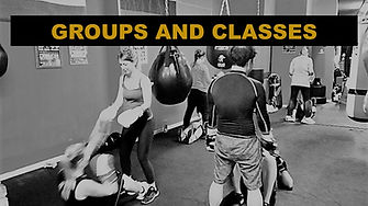 Groups and Classes Personal Training Mal