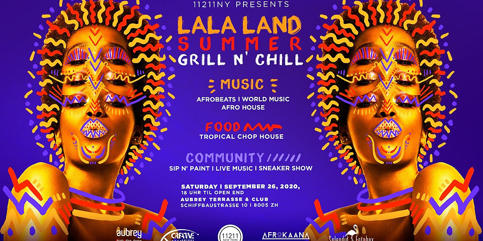 Lala Land - Summer Grill N' Chill