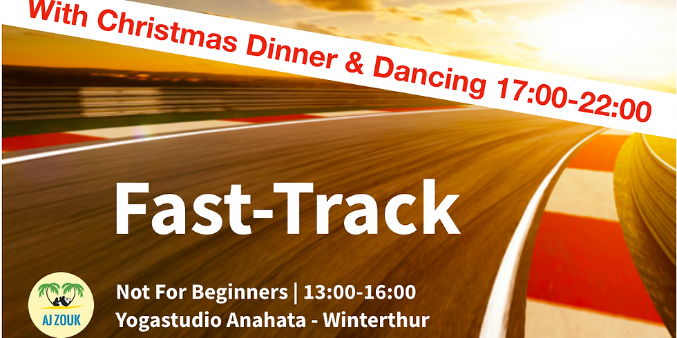 Fast Track - Sunday 15th December (Chrismas Dinner Edition) 🤶🎅