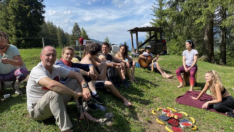 Zoukenergy Retreat 3 - Inner Peace