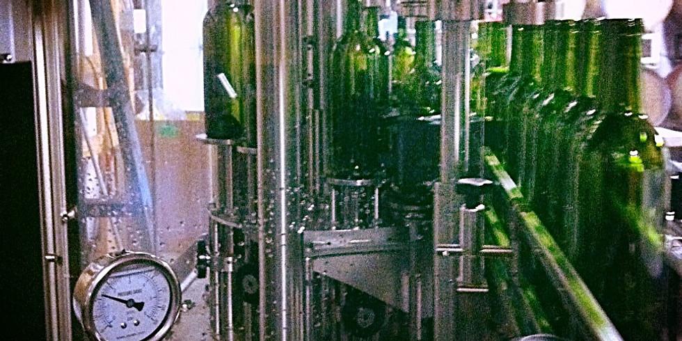 Pre-Bottling Cellar Tour (Sat)