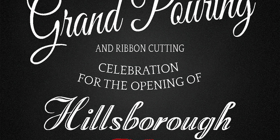 Brewery Grand Opening!