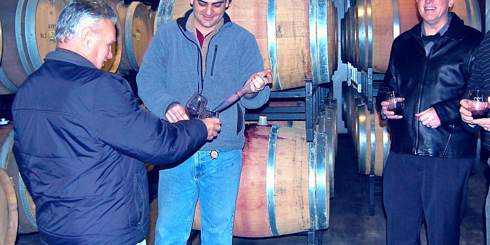 Loudoun County Winter Barrel Tasting