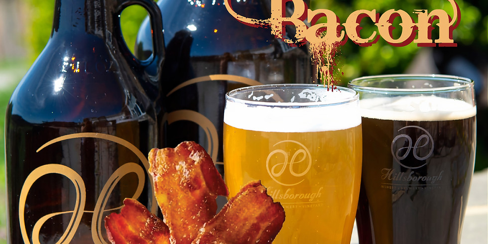 Father's Day Beer & Bacon Buffet
