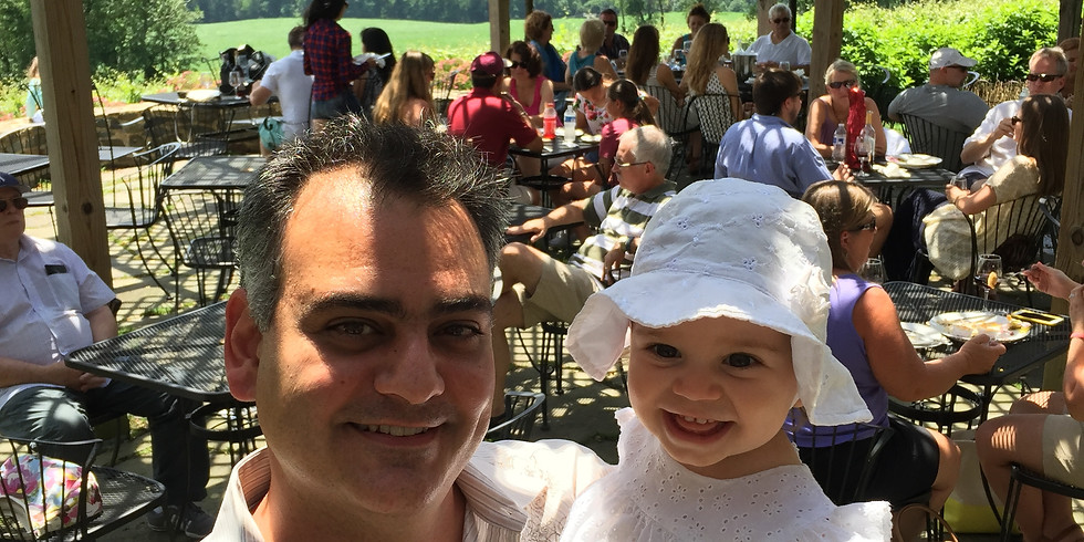 Father's Day at the Vineyard