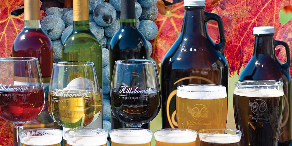 Vine & Brew Harvest Celebration