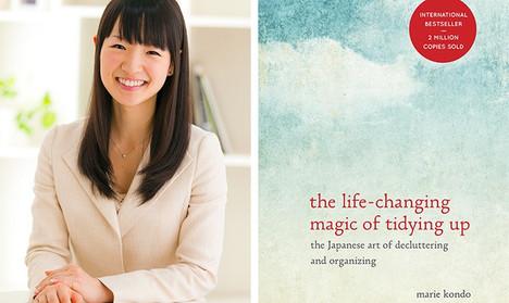 Расхламляем интерьеры: Японское искусство наведения порядка дома и в жизни