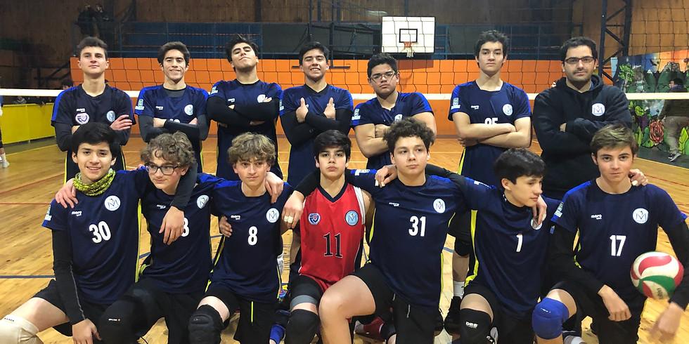 Tercera Fecha liga Nacional de Menores