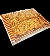 Печенье с семенами подсолнечника