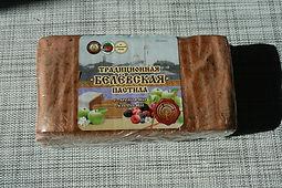 Белёвская Пастила с лесными ягодами