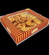 Слоеное печенье «Мини-плюшки» с маком и