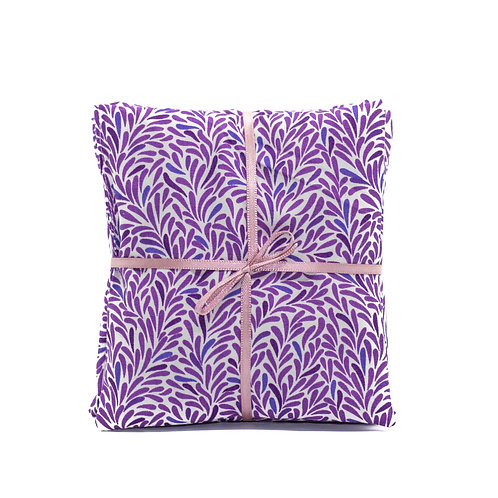 Purple Madness Lavender Cushions