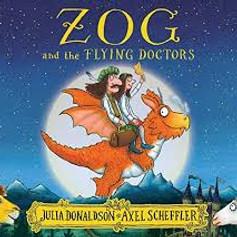 Mr De Sausmarez reads Zog and the Flying Doctors