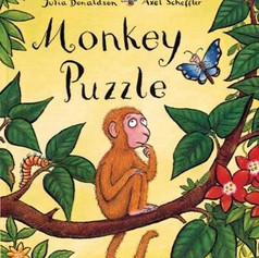 Miss Bray reads Monkey Puzzle