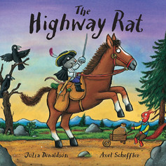 Mr Brown reads The Highway Rat