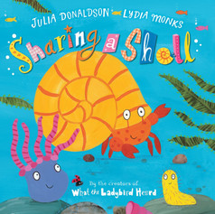 Mrs Biss reads Sharing a Shell