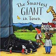 Mrs Turner reads The Smartest Giant in Town