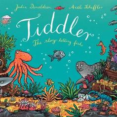 Miss Carter reads Tiddler