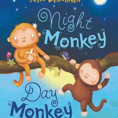 Mrs Bundy reads Night Monkey, Day Monkey