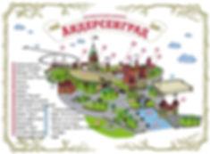 "Карта ДИК ""Анедерсенград"""