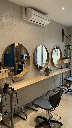 Salon de coiffure 100% végétal dans la Loire